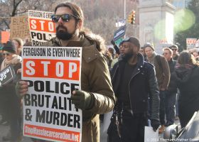 Millions March NYC (Stop Police Violence) by TAGFoto