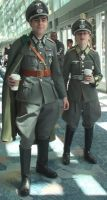 Two Wehrmacht officers from Indiana Jones by trivto
