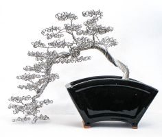 Bonsai Tree by skezzcrom