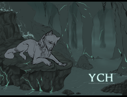 King of Carved Stone - YCH auction [CLOSED] by Eredhys