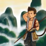 Lee Wukong by Chromarin