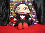 My June Doll as a Vampire by Gamekirby