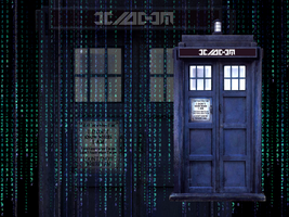 They Have The TARDIS by Ozai-Fanatic