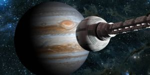 Discovery in Jupiter space by Robby-Robert
