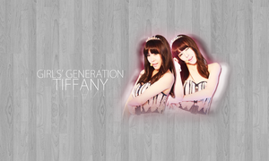 SNSD Tiffany Wallpaper 1 by tifflebear