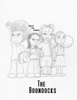 The Boondocks by Yeldarb86