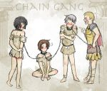 Chain Gang by Arkham-Insanity