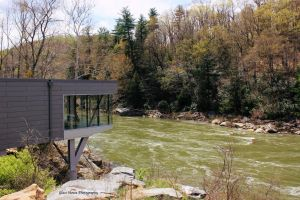 Ohiopyle Visitor Center by GlassHouse-1