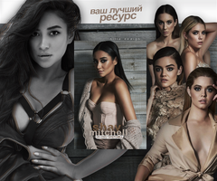 Shay Mitchell by katerinahills