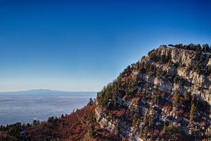 Kiwanis Cabin - Sandia Crest New Mexico by M-Lewis