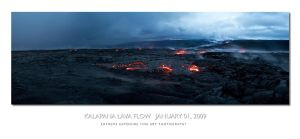 Kalapana Lava Flow 2 by extremeimageology