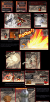Fight comic for WST by Nurambus