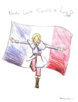 France Wants A Hug by Lupoartistico