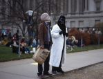 Halloween in Madison 1 by robostimpy