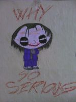 Stewie Joker by galis33