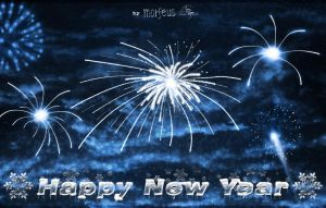 Happy New Year by lVlorf3us