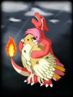 Lightflame--and-Cosma by xPhanerox