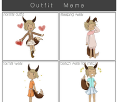 KC Outfit meme! by PirateGigs