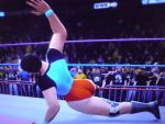Chun-li piledrives Davey Richards part 9 by fzero64