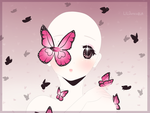 Butterfly Kisses by LILDanica