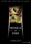 Wings of Fire Cover [Start Here!] by DangerCloseArt