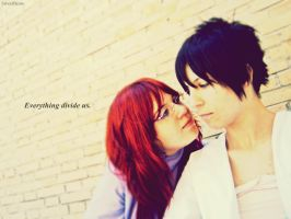 Everything divide us by SweetBeato