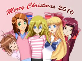 Presents for 2011 by Sincity2100
