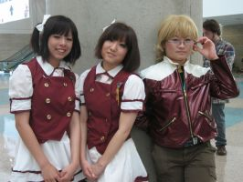 red trio ax 2012 by chibiaddict4ever