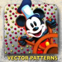 96 Vector Patterns p31 by paradox-cafe