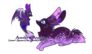 Aveelae and Aneelae Adoptable ~ 2 CLOSED by BiahAdopts