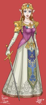 Zelda by Dungeon101