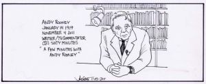 RIP Andy Rooney by RABBI-TOM