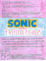 Sonic and the Freedom Fighters Intro by SHREKRULEZ