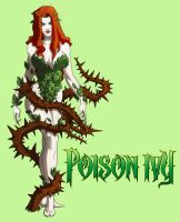 POISON IVY by CHUBETO