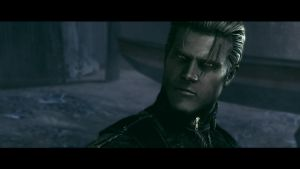 Wesker screenshot 2 by RedDevil00