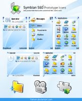 Symbian S60 Prototype Theme by Flahorn