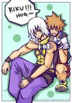 Is Riku ! Hug by stryler