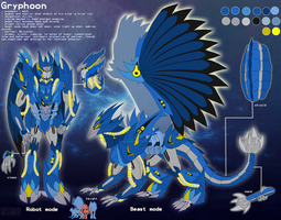 TFP Gryphoon reference by Panoptos