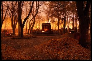 The day of Samhain by Alienjedna