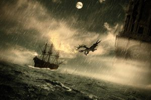 Cape of storms by TheDreamIsTrue