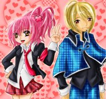 Shugo Chara for maricar2304 by narkAlmasy