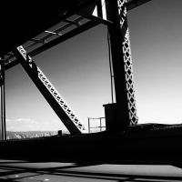Bay Bridge XVI by patrick-brian