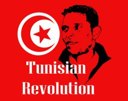 Tunisian Revolution Graphic by Party9999999