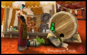 Brewmaster by bernilulz