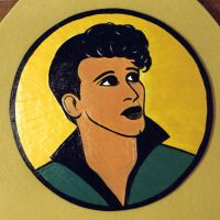 Gene Vincent icon by gibsart