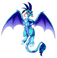 Princess Ember by PlagueDogs123