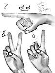 Hands 7-9 by lilmissninja