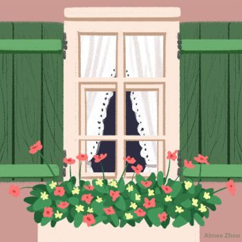 Day 11: Window by aimeezhou