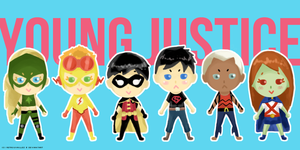 young justice by retrouvailles