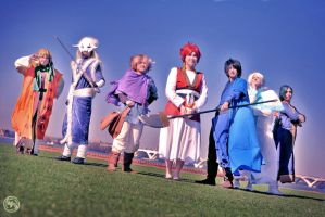 Akatsuki no Yona: Anime Hak 1 by J-JoCosplay